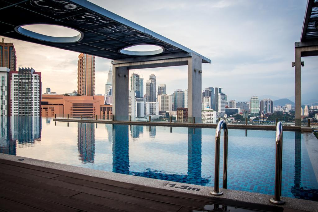D'Majestic Place Kuala Lumpur infinity pool